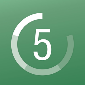 Health & Fitness - 5 Minute Workout - 5 or 7 Minute Interval Training - Crate Eight LLC