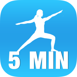 Health & Fitness - 5 Minute Yoga for Women Calisthenics Aerobic Routine Circuit Challenge Interval - Gabriel Lupu