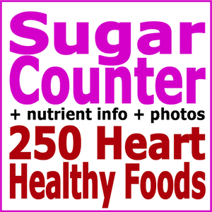 Health & Fitness - Absolute Healthy Diet Sugar Counter: 250 Heart Healthy Foods - First Line Medical Communications Ltd