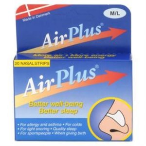 Fitness Mania - Airplus Nasal Strips (pack of 20)