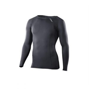 Fitness Mania - 2XU Compression Long Sleeve Top Mens