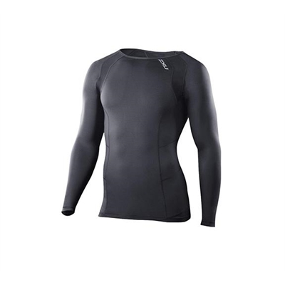 Fitness Mania – 2XU Compression Long Sleeve Top Mens