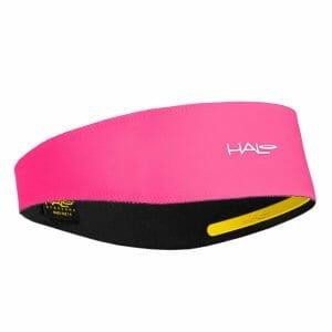Fitness Mania - Halo II SweatBlock Headband -Bright Pink