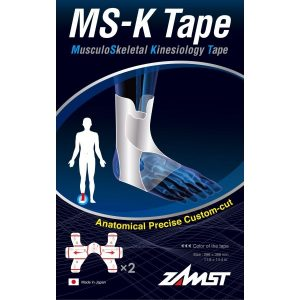 Fitness Mania - Zamst MSK Ankle Strapping