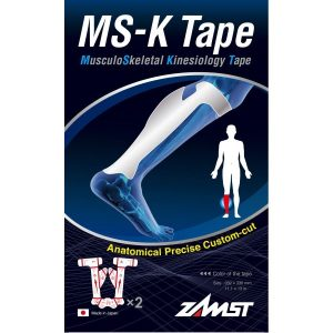Fitness Mania - Zamst MSK Calf Strapping