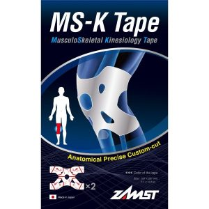 Fitness Mania - Zamst MSK Knee Strapping