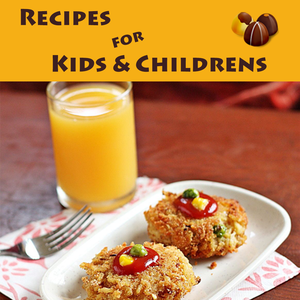 Health & Fitness - 100 Kids Recipes - Shabira