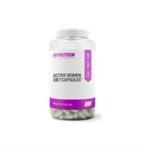 Fitness Mania - Active Woman Diet Capsules - 180 Capsules