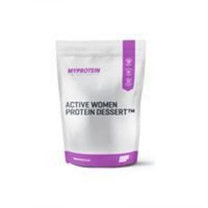 Fitness Mania - Active Woman Low Calorie Dessert - Banana Split - 500g