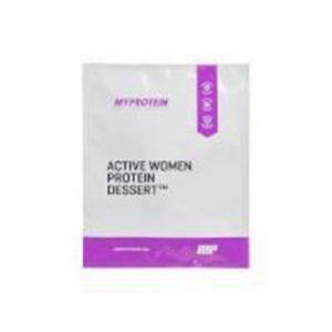 Fitness Mania - Active Woman Low Calorie Dessert (Sample) - Velvet Vanilla - 32g