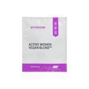 Fitness Mania - Active Woman Vegan Blend (Sample) - Pineapple & Coconut - 25g