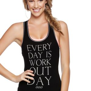 Fitness Mania - Work Out Day Tank