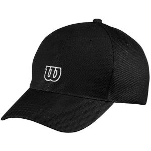 Fitness Mania - Wilson Tour Tennis Cap - Black