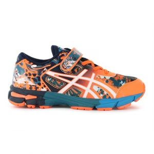 Fitness Mania - ASICS Kids Gel-Noosa Tri 11 PS Hot Orange / Navy