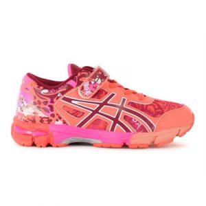Fitness Mania - ASICS Kids Gel-Noosa Tri 11 PS Hot Pink / Cerise Coral