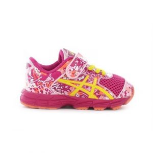 Fitness Mania - ASICS Kids Gel-Noosa Tri 11 Toddler Berry/Sun Cotton/Candy