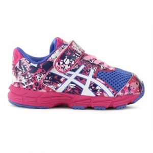 Fitness Mania - ASICS Kids (Girls) Gel-Noosa Tri 11 TS Toddler Primrose Purple / White / Pink