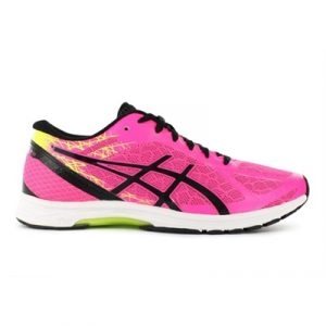 Fitness Mania - ASICS Womens GEL-DS Racer 11 Hot Pink / Black