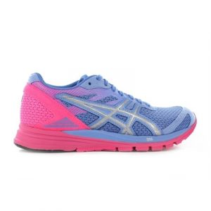 Fitness Mania - ASICS Womens Gel-Feather Glide 3 Dutch Blue/Silver/Hot Pink