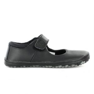Fitness Mania - VIVOBAREFOOT Kids Pally Leather Black