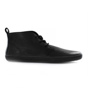 Fitness Mania - VIVOBAREFOOT Mens Gobi II Leather Black