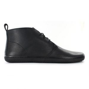 Fitness Mania - VIVOBAREFOOT Mens Gobi Leather/Black