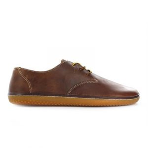 Fitness Mania - VIVOBAREFOOT Mens RA II Leather Tobacco