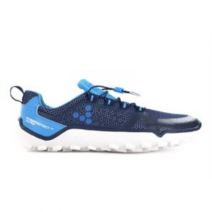 Fitness Mania - VIVOBAREFOOT Mens Trail Freak Blue