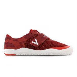 Fitness Mania - VIVOBAREFOOT Womens Motus Red/Camo