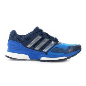 Fitness Mania - adidas Kids Response Boost 2 Techfit Shock Blue/White/Mineral Blue