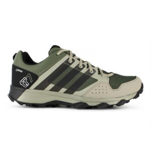 Fitness Mania - adidas Mens Kanadia 7 TR GTX Black / Green / Beige