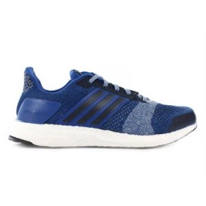 Fitness Mania - adidas Mens Ultra Boost ST Blue/Collegiate Navy