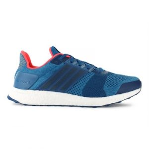Fitness Mania - adidas Mens Ultra Boost ST Unity Blue / Tech Steel
