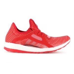Fitness Mania - adidas Womens PureBoost X Ray Red