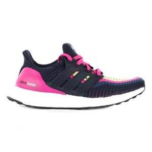 Fitness Mania - adidas Womens Ultra Boost W Night Navy/Pink