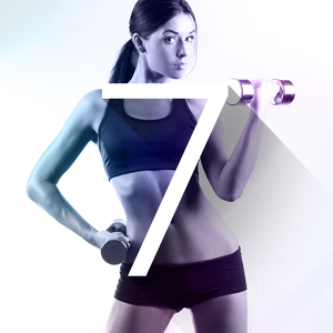 Health & Fitness - 7 Minute Circuit Training Workout: At Home Cardio