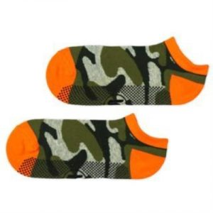 Fitness Mania - Move Active Non-Slip Pilates Socks - Camo
