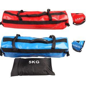 Fitness Mania - 15kg & 25kg Strength Training PowerBag Sandbags