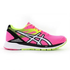 Fitness Mania - ASICS Womens Gel-Feather Glide 3 Hot Pink/White/Black