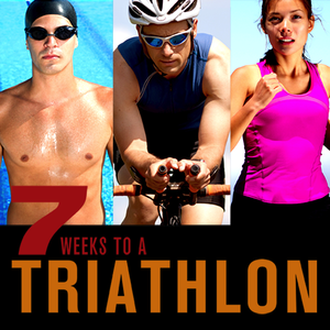 Health & Fitness - 7 Weeks To A Triathlon - Coded Robot