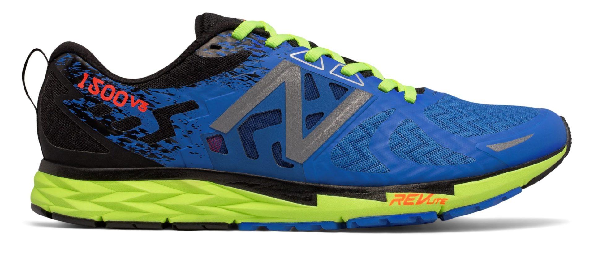 buy popular f0dbd c6de5 New Balance 1500v3 Men's Running Shoes - M1500BG3