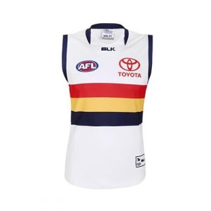 Fitness Mania - Adelaide Crows Clash Guernsey 2017