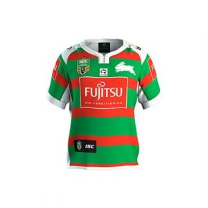 Fitness Mania - South Sydney Rabbitohs Kids Away Jersey 2017
