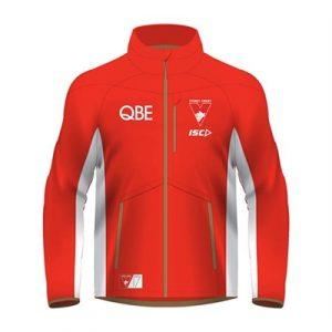 Fitness Mania - Sydney Swans Wet Weather Jacket 2017