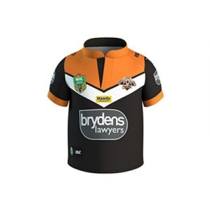 Fitness Mania - Wests Tigers Toddler Home Jersey 2017