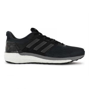 Fitness Mania - adidas Mens Supernova Core Black