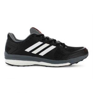 Fitness Mania - adidas Mens Supernova Sequence Boost 9 Black