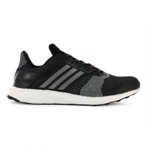 Fitness Mania - adidas Mens Ultra Boost ST Core Black