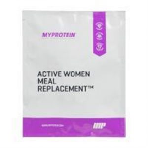 Fitness Mania - Active Woman Meal Replacement (Sample) - Banana Split - 51g