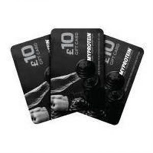 Fitness Mania - Myprotein Gift Card